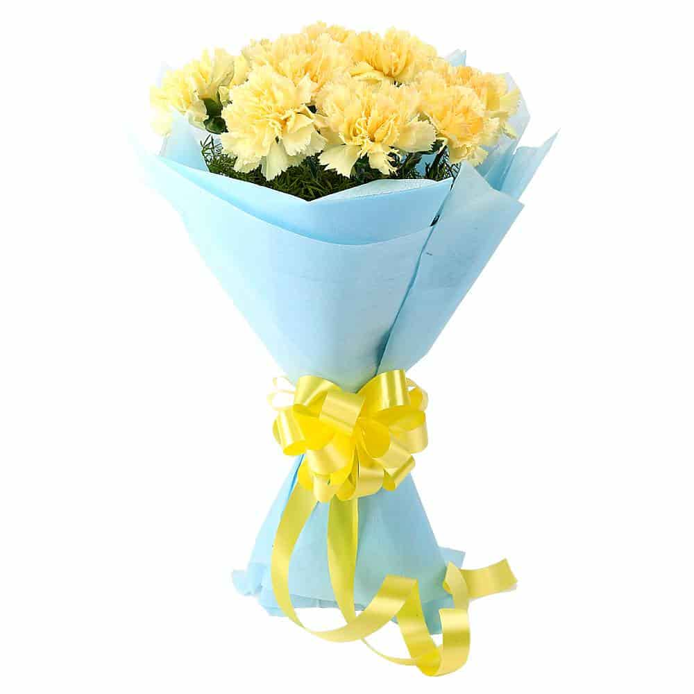 Sundripped Carnations Online - Order Flowers Online - Home Delivery ...