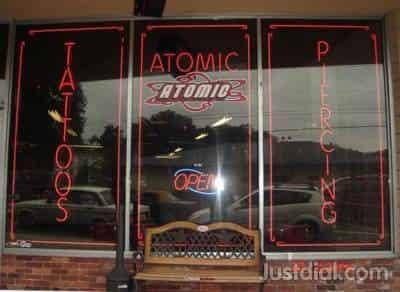 Atomic Tattoos Studio 8, near s florida ave,hibiscus dr, FL ...