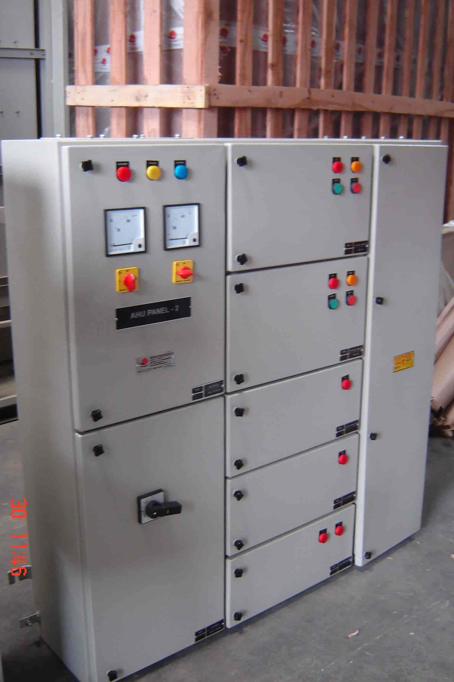 Electric Panel Servicing Photos, Ghodasar, Ahmedabad- Pictures ...