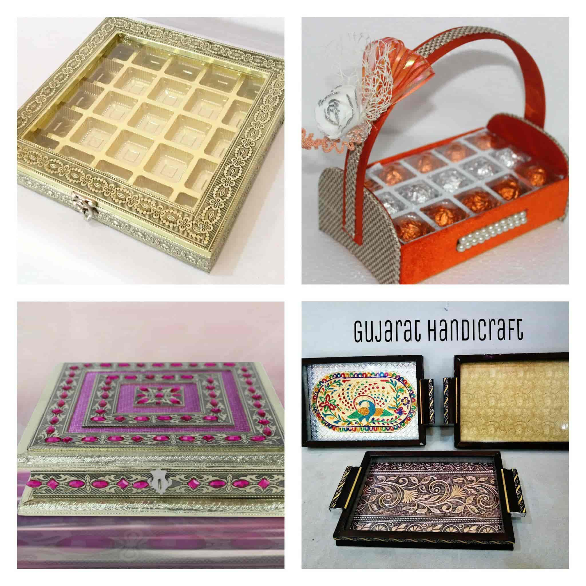 Gujarat Handicraft Narol Gujrat Handicraft Dry Fruit Box