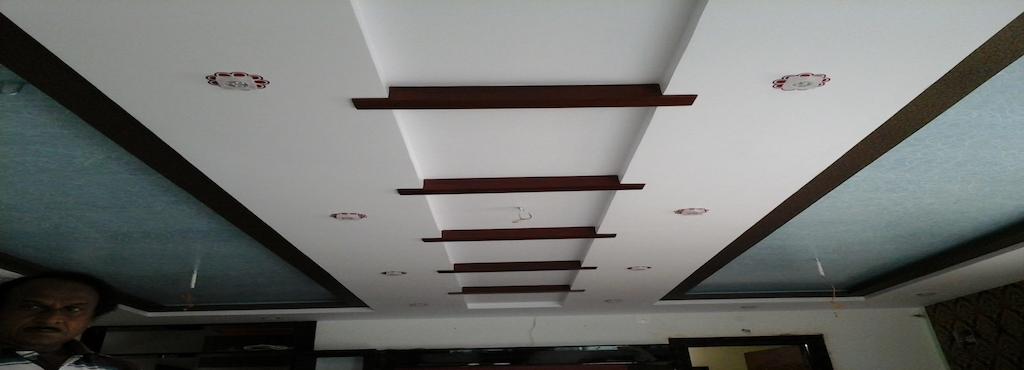 Hansika Plaster Of Paris Ceiling Works