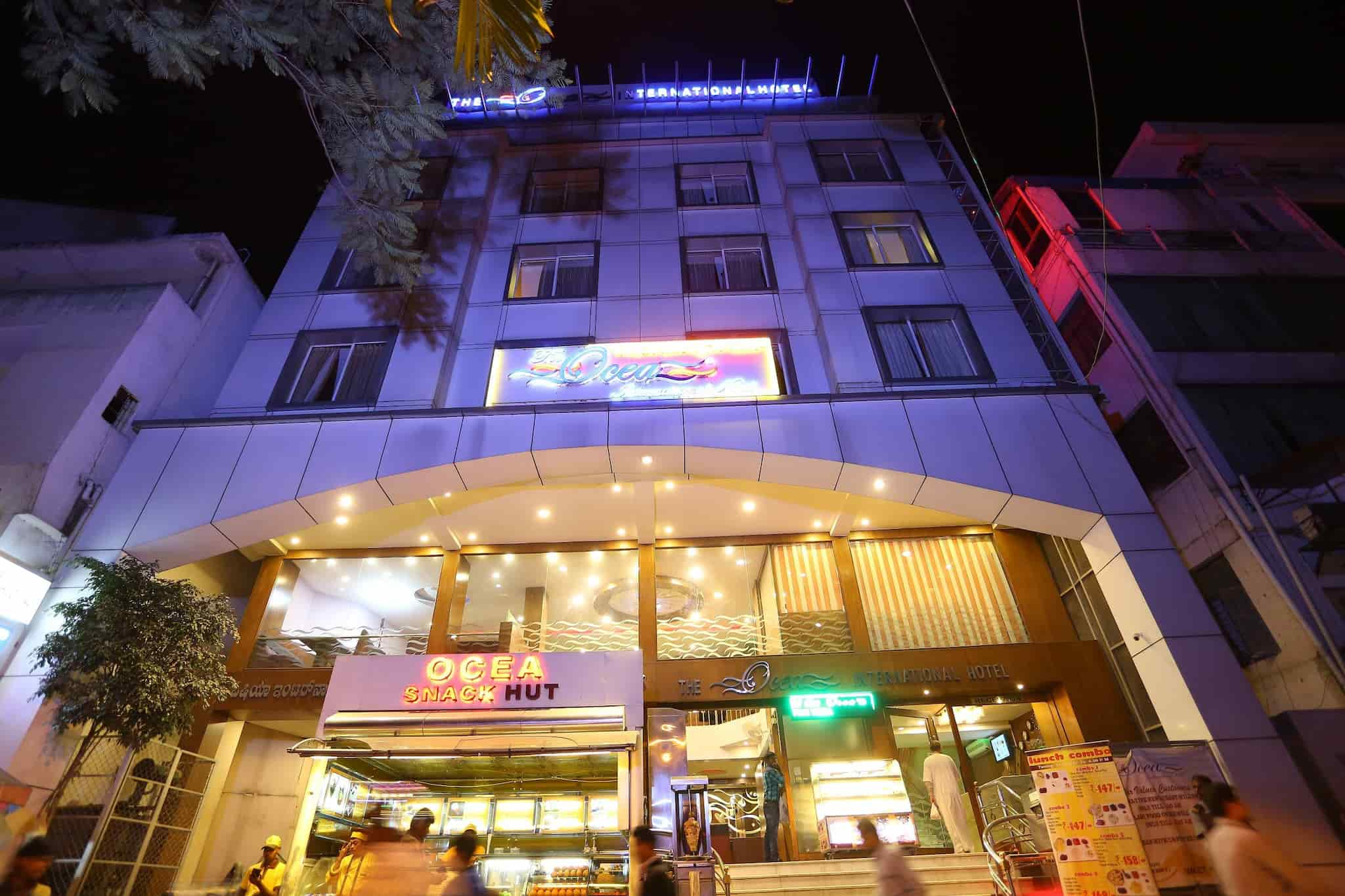 The Ocea International Hotel Photos Brigade Road Bangalore Pictures Images Gallery Justdial
