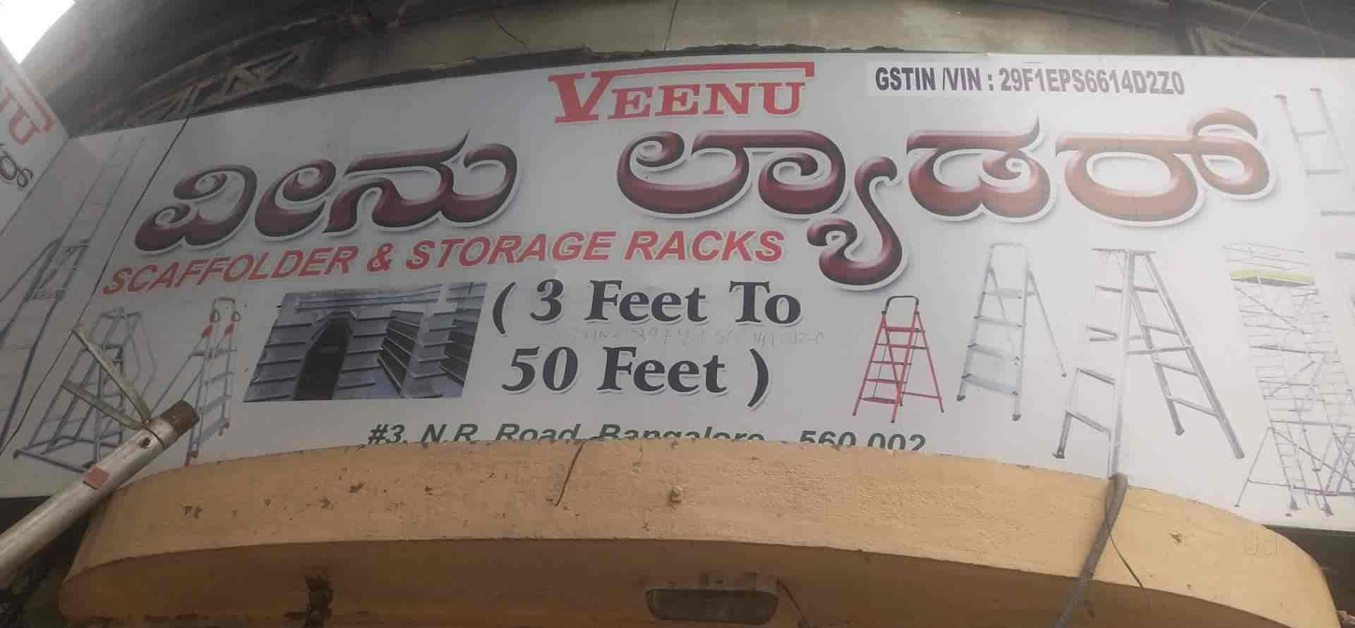 Top Scaffolding Ladder Manufacturers in Indiranagar, Bangalore