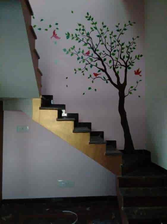 Pink Home Decorates Photos Andrahalli Bangalore Pictures