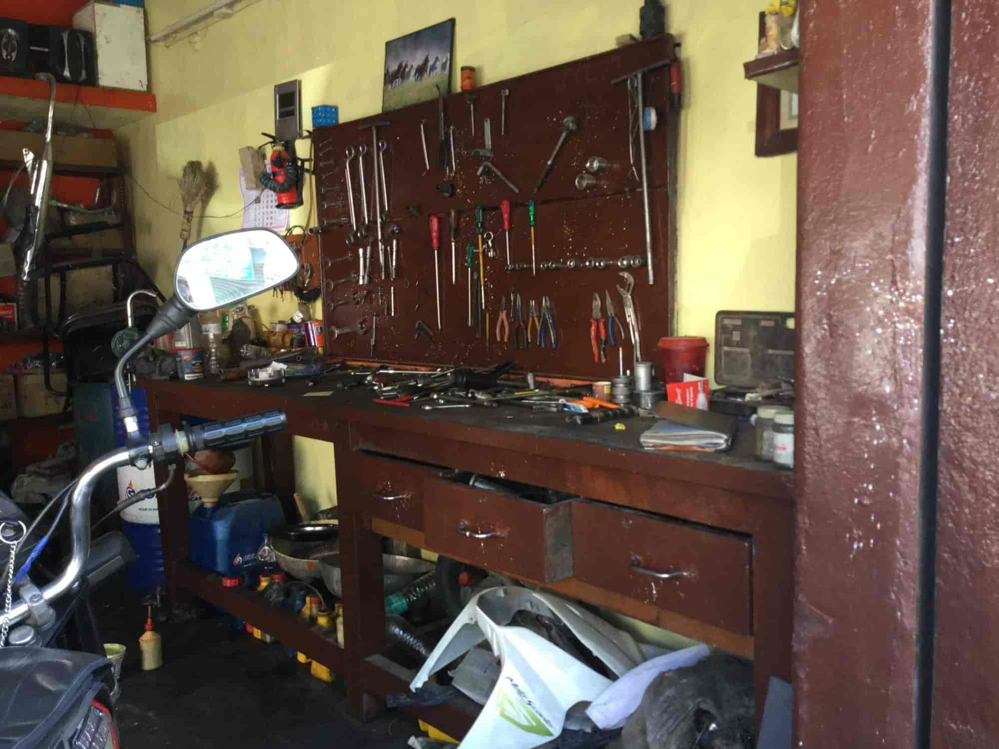 Sri Manjunatha Garage Photos, Ramamurthy Nagar, Bangalore  Motorcycle Repair
