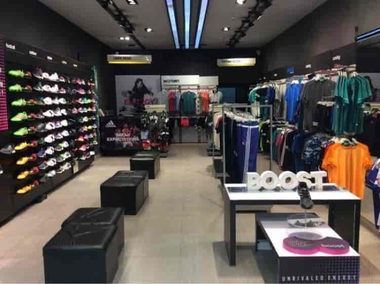 adidas showroom near me