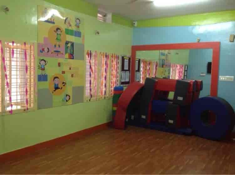 Inside View Of Play School