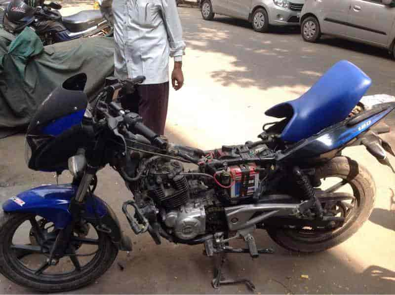 Spark Auto Electrical Works Seshadripuram Motor Repair Services In Bangalore Justdial