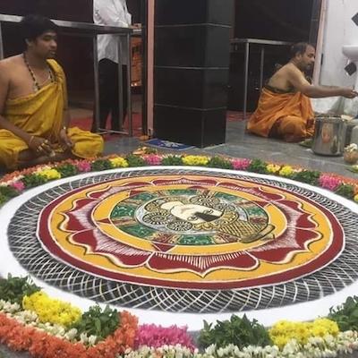 Sumukha Jyothishyalaya (kerala Style), Vidyapeeta Circle
