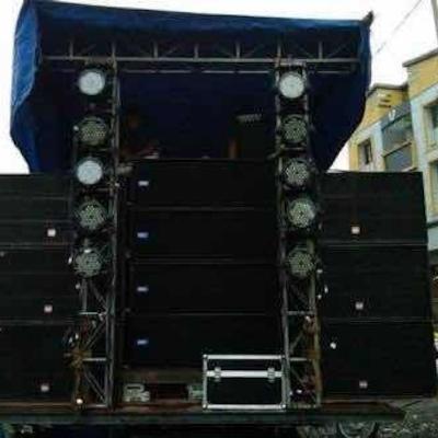 Om Sounds, Shree Nagar - Sound Systems On Hire in Belgaum