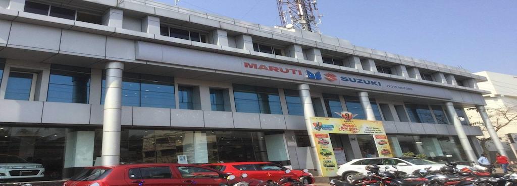 Jyote Motors Pvt Ltd Bhubaneswar Car Dealers Maruti Suzuki In