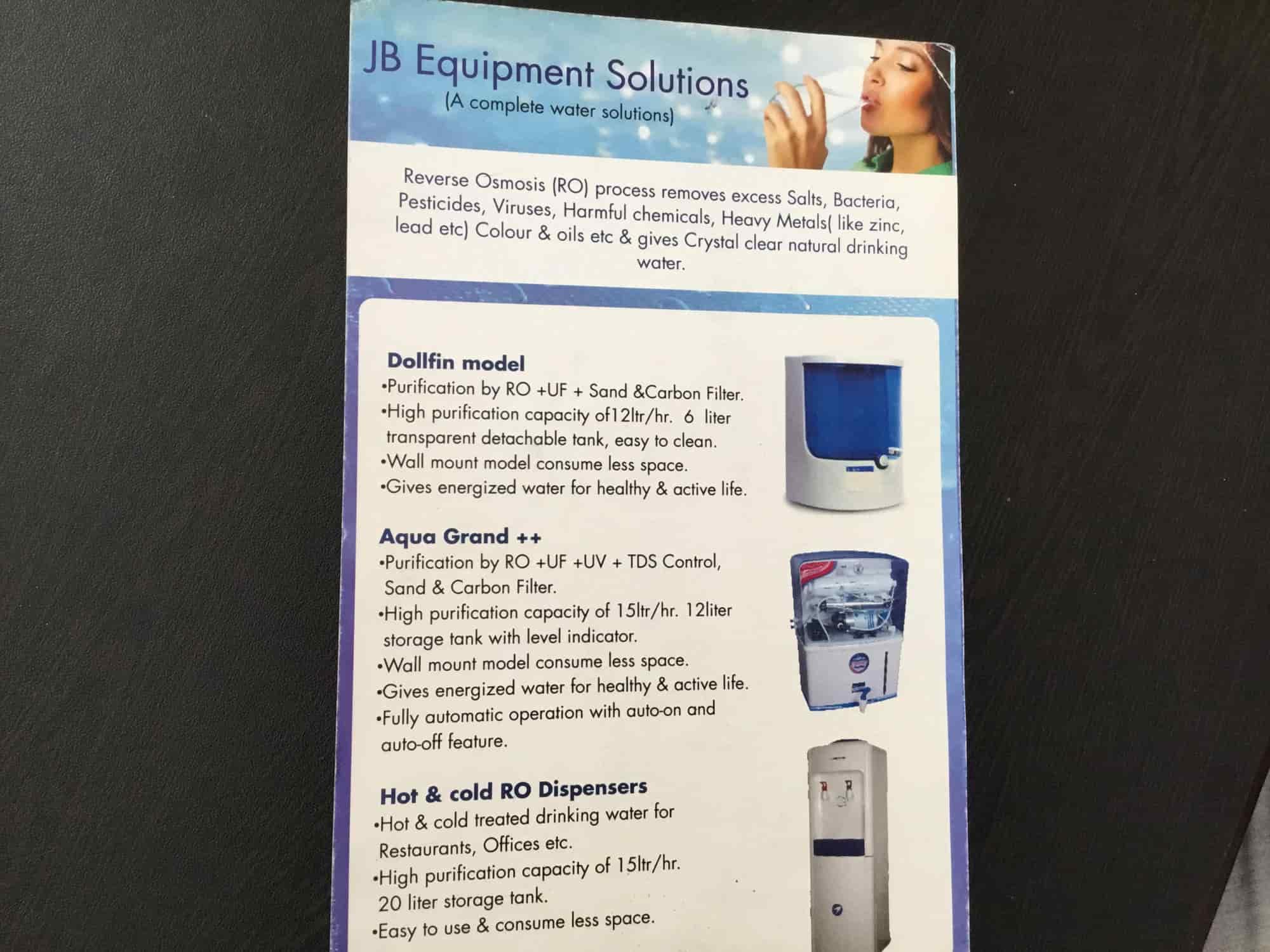J B Equipment Solutions