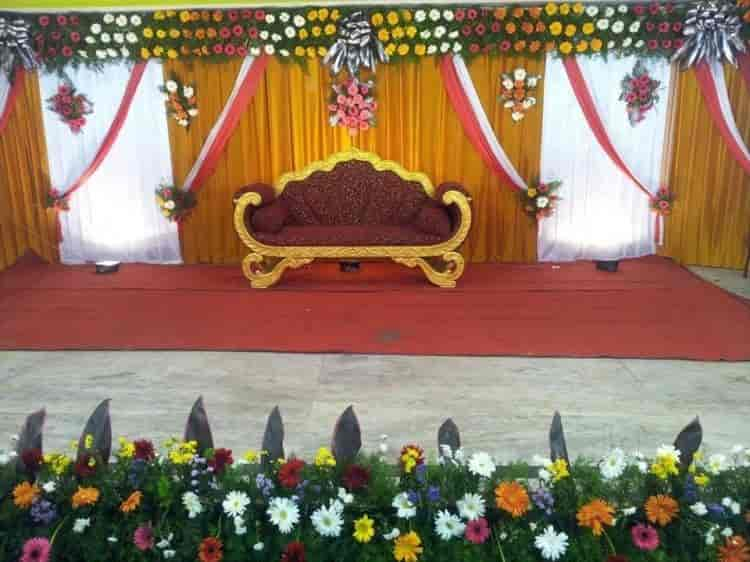 Flower Decoration gita flower decoration and catering, netaji nagar-tondiarpet