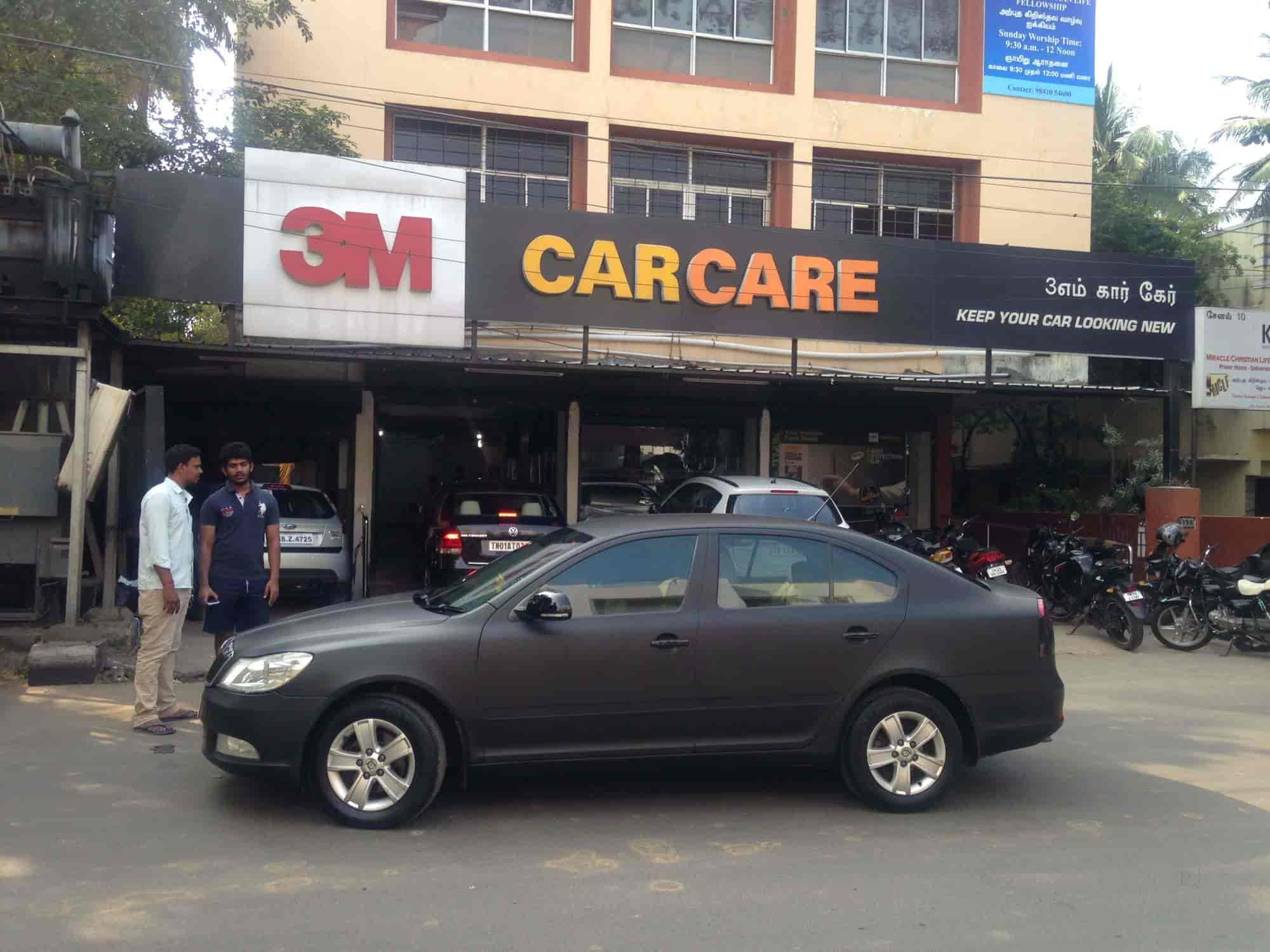 3m Car Care Anna Nagar Car Washing Services In Chennai Justdial