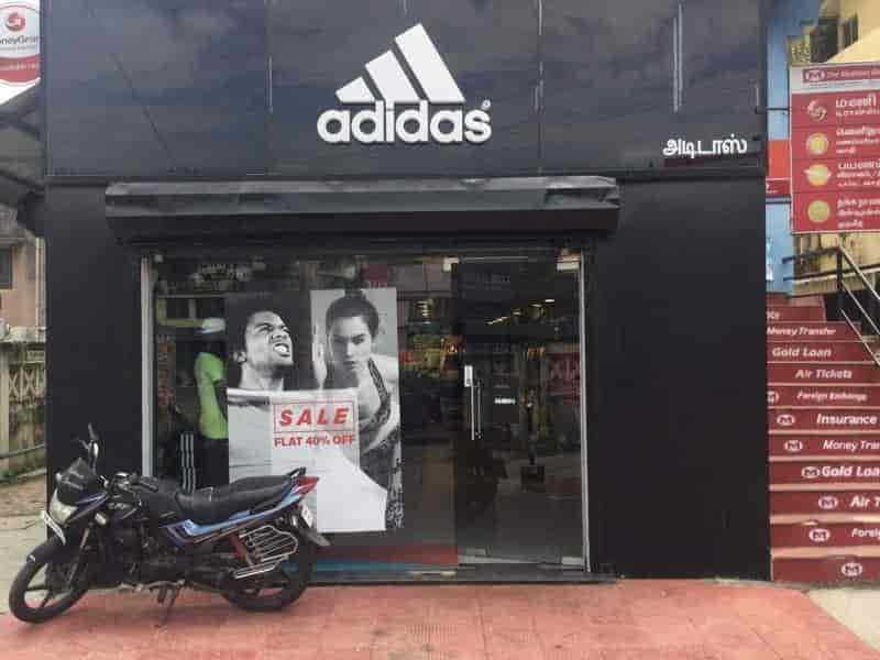 adidas showroom near tambaram