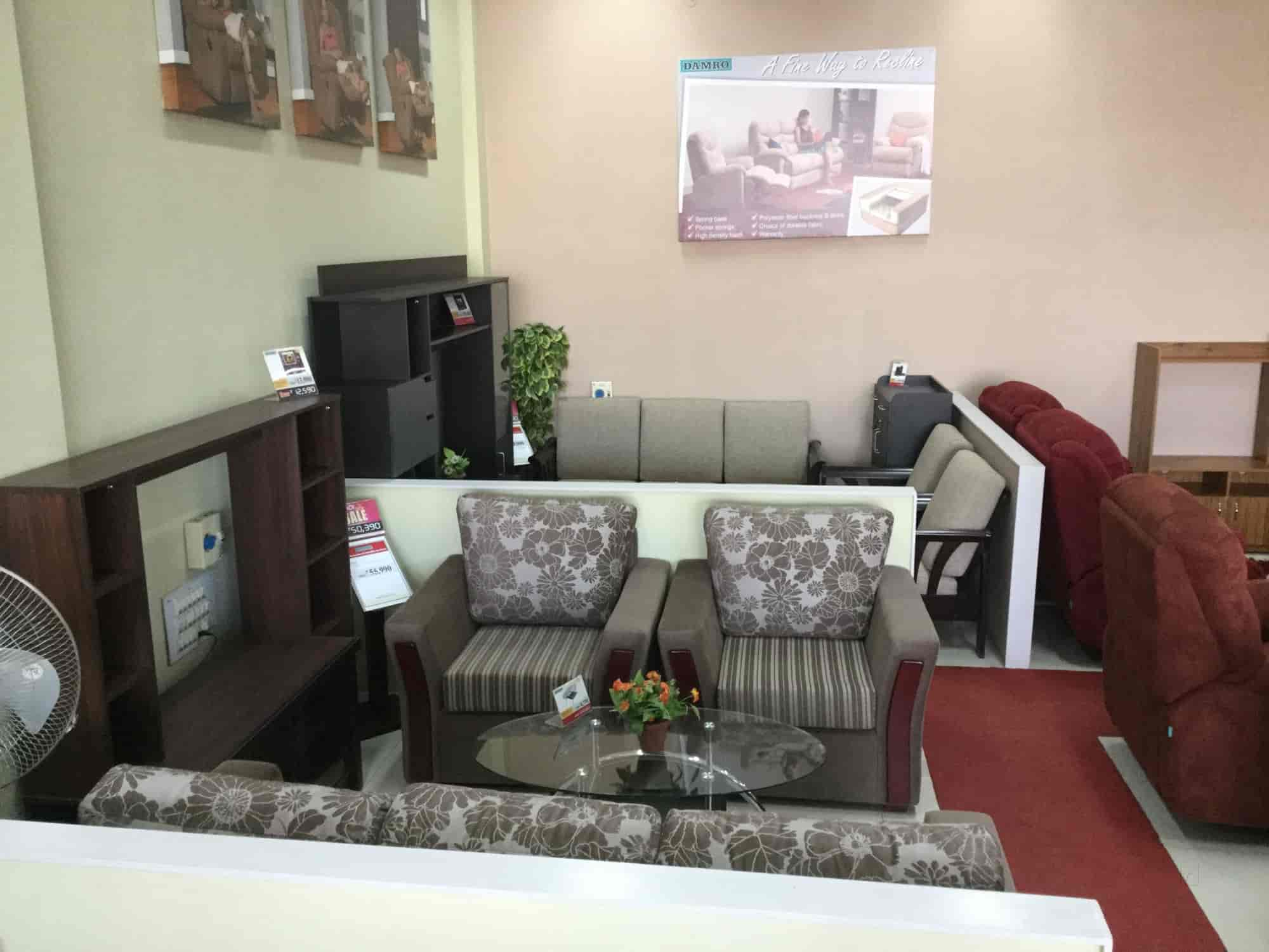 Damro Furniture Decor damro furniture pvt ltd, porur - mattress dealers in chennai