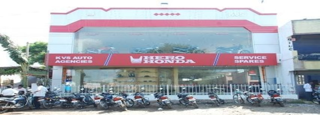 Kvs Auto Agencies Sundarapuram Motorcycle Dealers Hero In