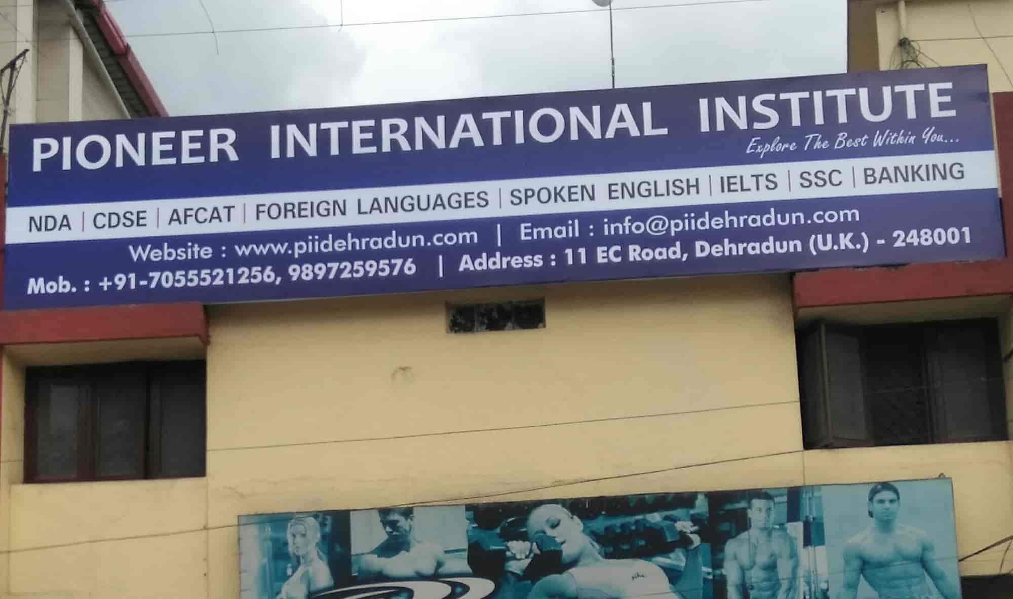Top 10 Foreign Language Classes in Race Course, Dehradun