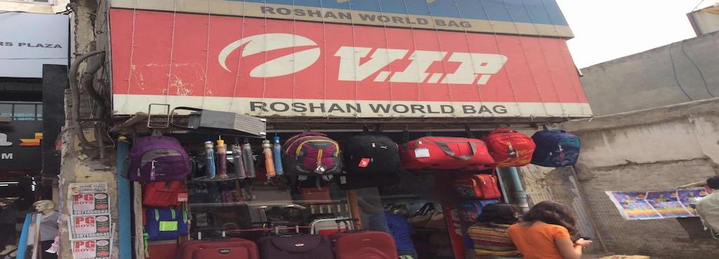 9a819cea78 Roshan World Bags, GTB Nagar - Bag Dealers in Delhi - Justdial