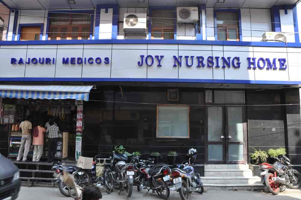 Joy Nursing Home Rajouri Garden Nursing Homes In Delhi Justdial
