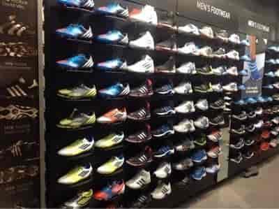 adidas shoes showroom in cp delhi