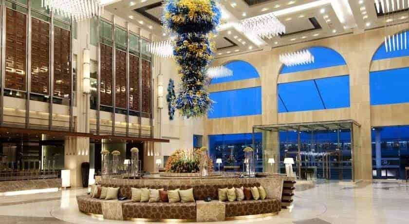 Piccadily Hotels In Janakpuri District Centre Delhi Hilton