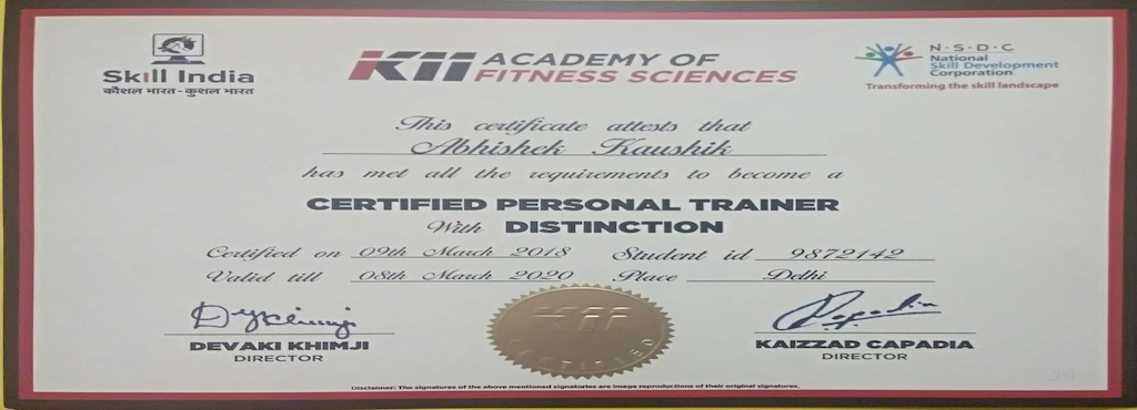 Personal Trainer Certification Cost In India Labzada Wallpaper
