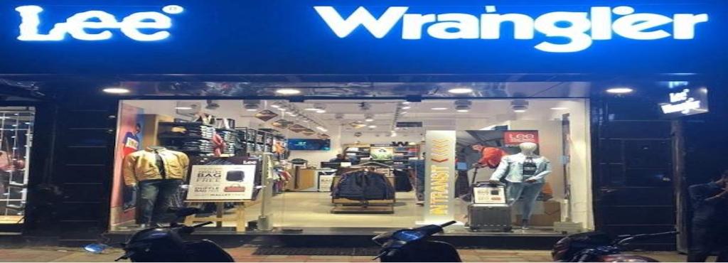 c3429cfe Lee Wrangler, Kamla Nagar - Jeans Retailers-LEE in Delhi - Justdial