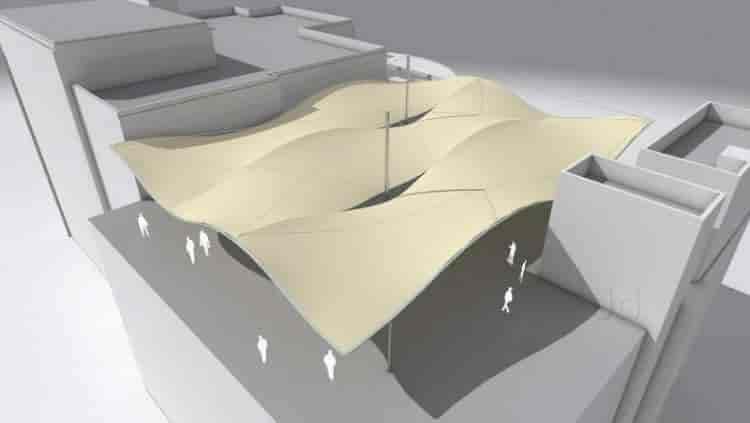 Tensile Architecture Dayal Bagh Colony Delhi Architects Justdial - Tensile architecture
