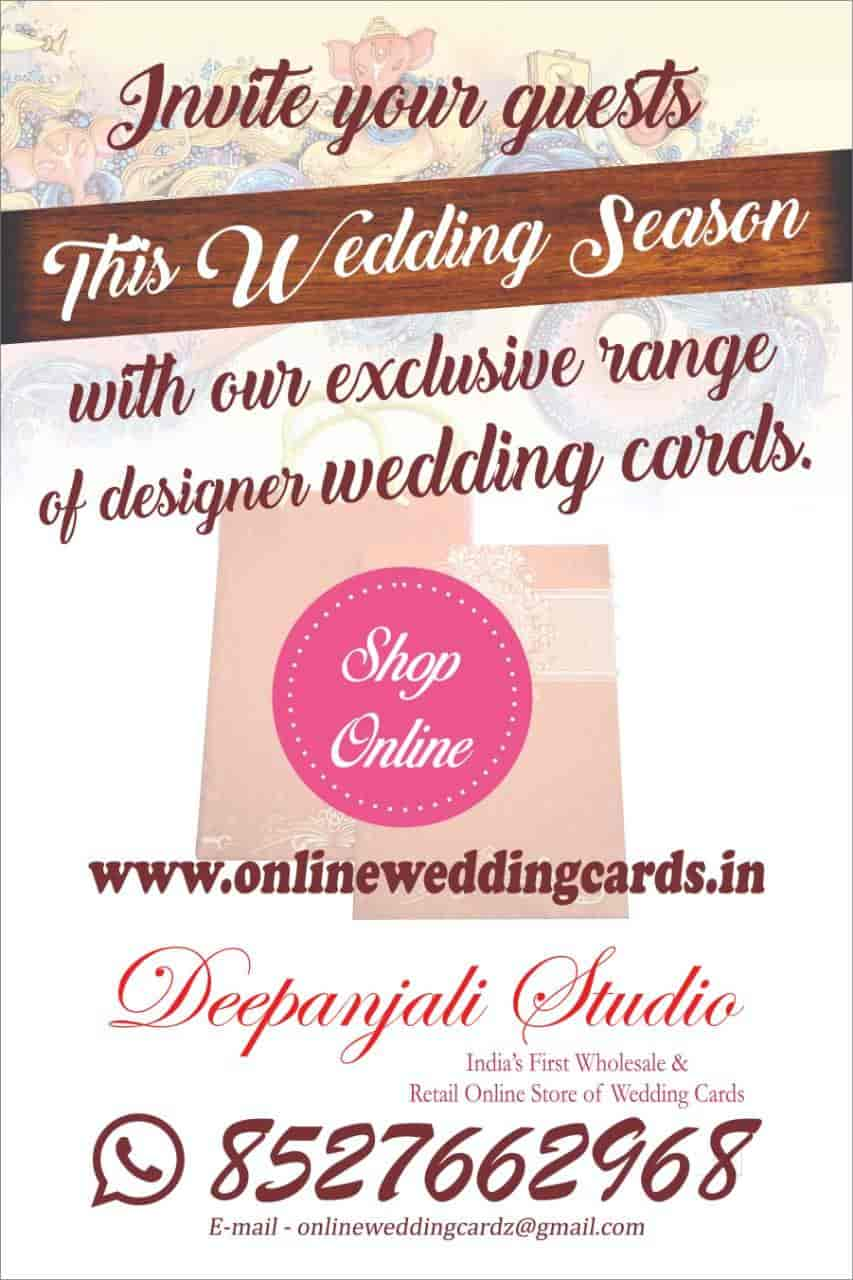 Top 100 Wedding Card Printers In Hari Nagar