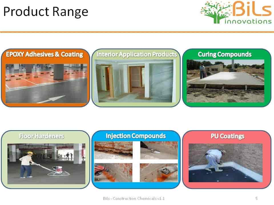 Top Fosroc Waterproofing Product Dealers in Okhla - Best