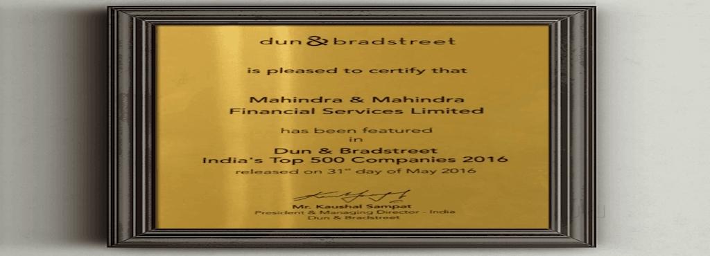 Mahindra Mahindra Financial Services Ltd Mahendra Mahendra