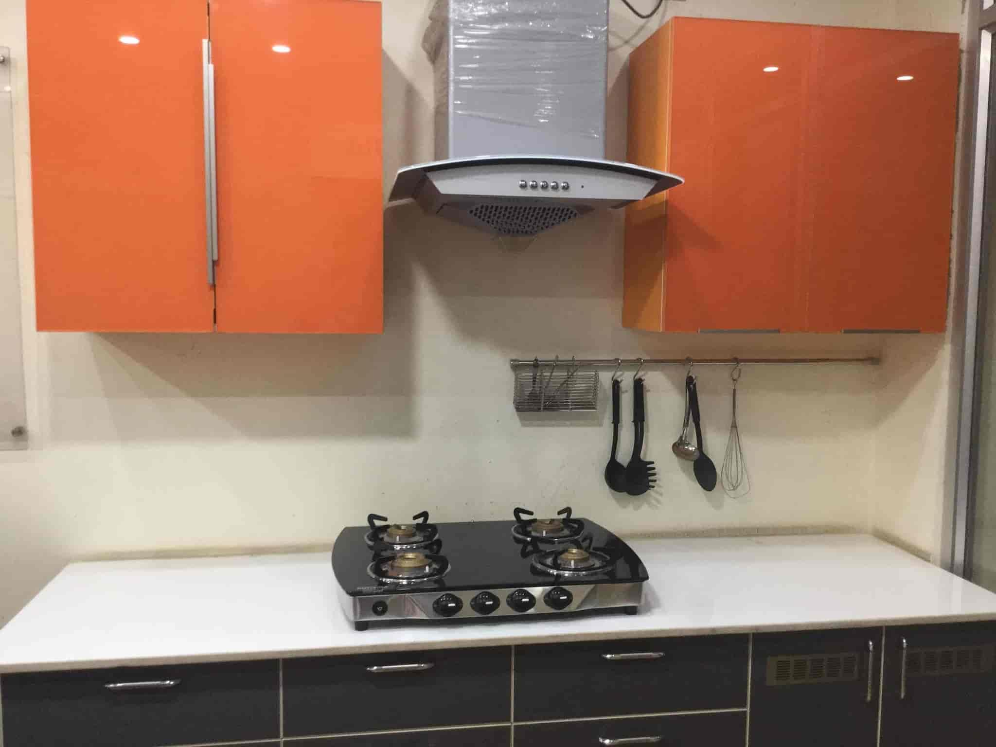 Elica Chimney Introlink Modular Kitchen Photos Durgapur