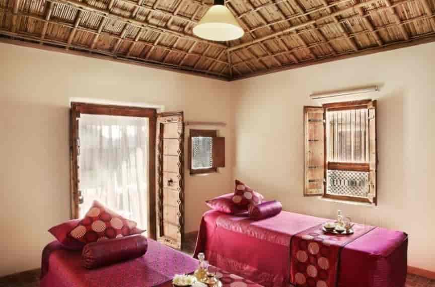 Bedroom Sandy Palm Resort Hotels Pvt Ltd Photos Chiloda Gandhi Nagar