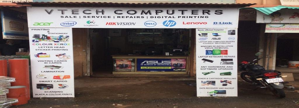 120b15d58 V Tech Computers, Alto Porvorim - Computer Repair & Services in Goa -  Justdial