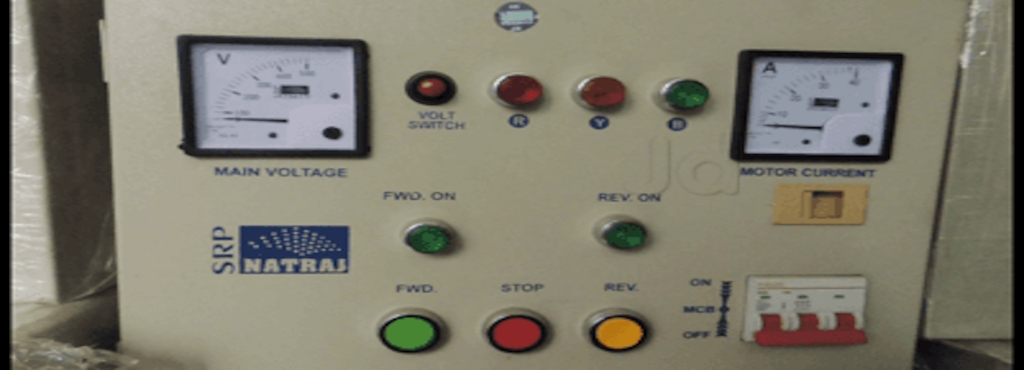 Natraj Electrical Control Panel Manufacturers, Udyog Vihar - Water on
