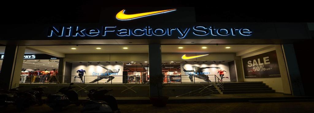 e5fbd54c88f9c Nike Factory Store, Sector 14 - Sports Goods Dealers-Nike in Gurgaon ...