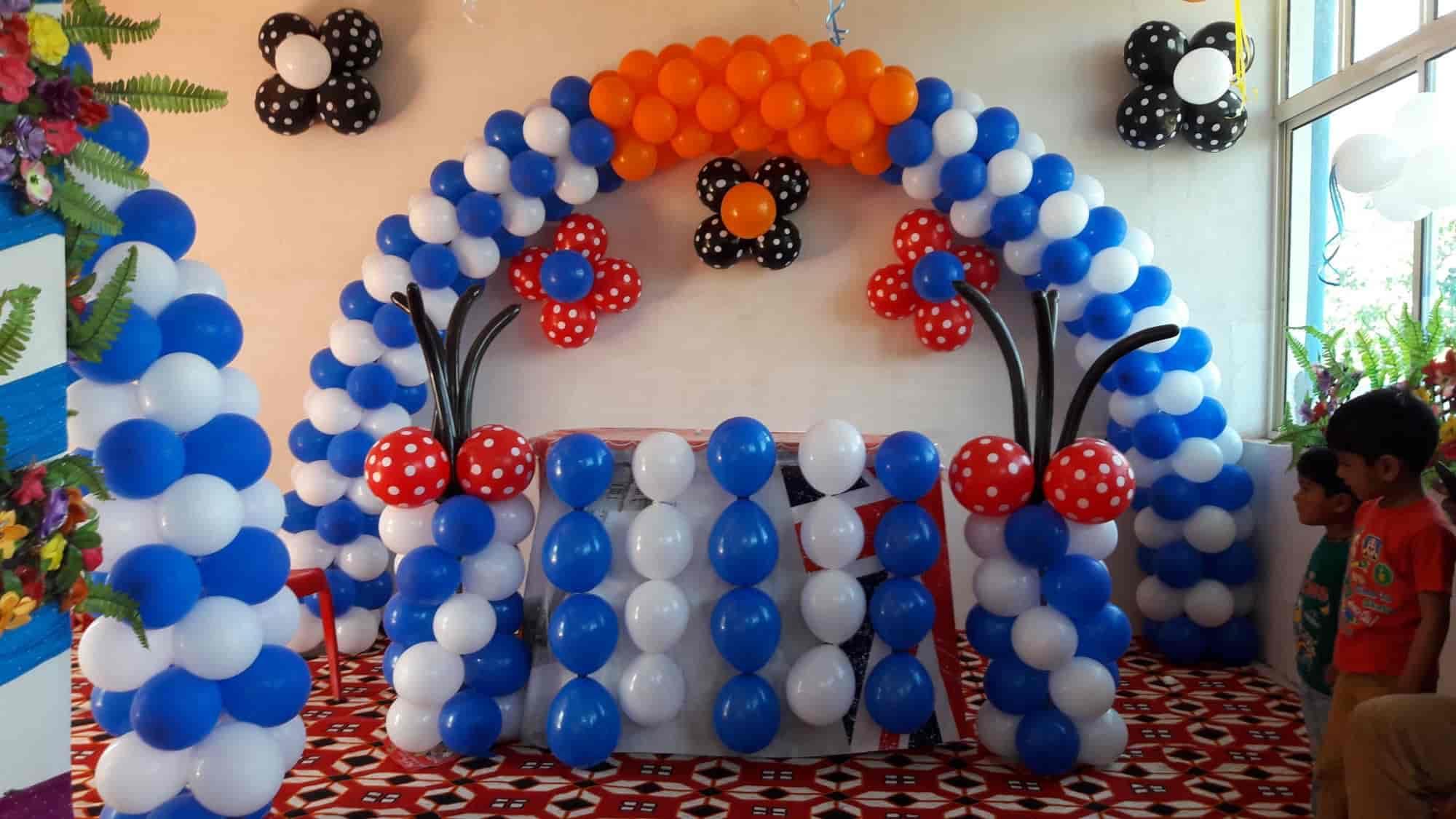 Wonderful Balloon Decoration Part - 8: ... Balloon Decoration - Saini Balloon Decoration U0026 Flower Works Photos,  Gwalior City, ...