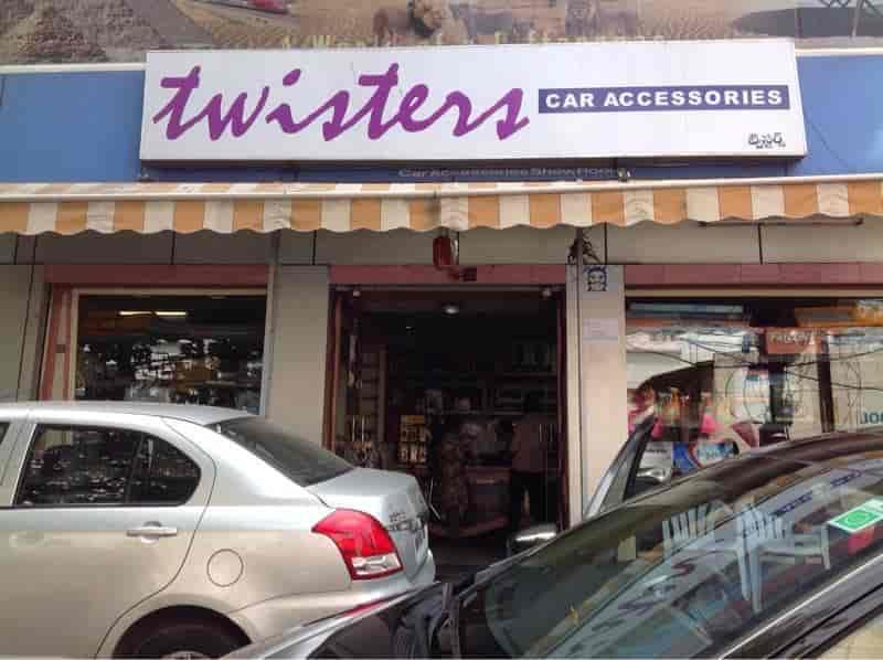 Twisters Car Accessories, Banjara Hills - Car Accessory Dealers in ...