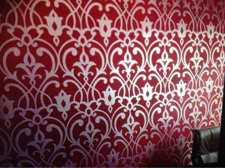 Classic Wallpaper Decorator Photos Mehdipatnam Hyderabad