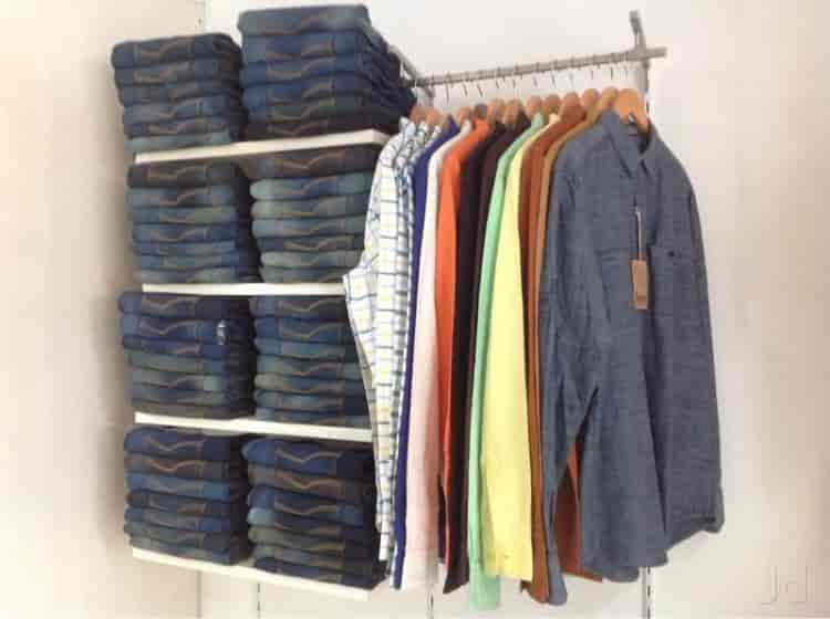 Image result for denim section in the wardrobe
