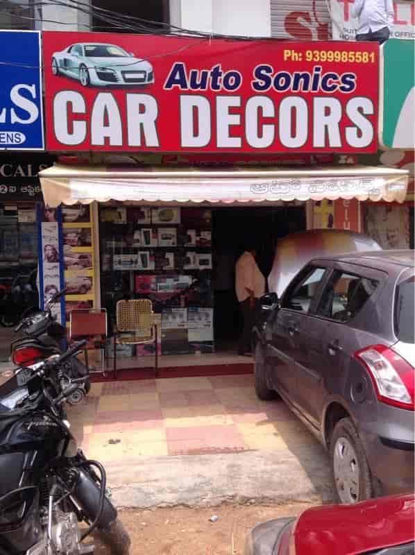 Auto Sonic Car Accessories, KPHB Colony - Car Decorators in ...
