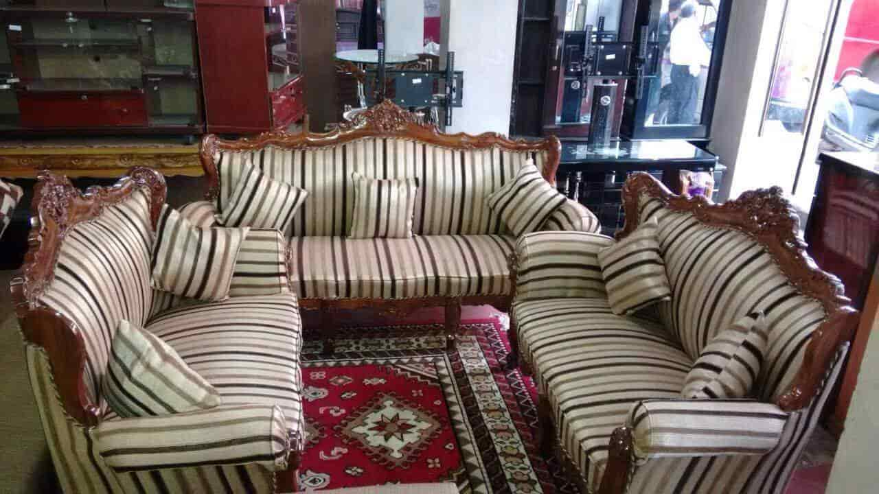 ... Sofa Set View   Shalimar Furniture Industry Photos, Nampally, Hyderabad    Furniture Dealers ...