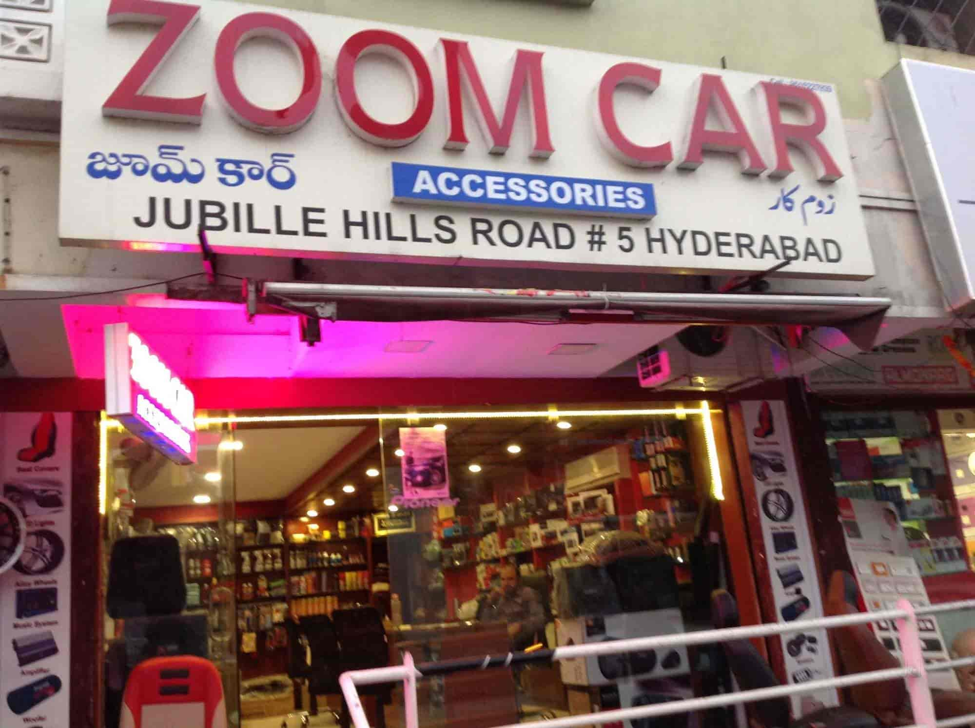 zoom car accessories Photos, Jubilee Hills, Hyderabad- Pictures ...