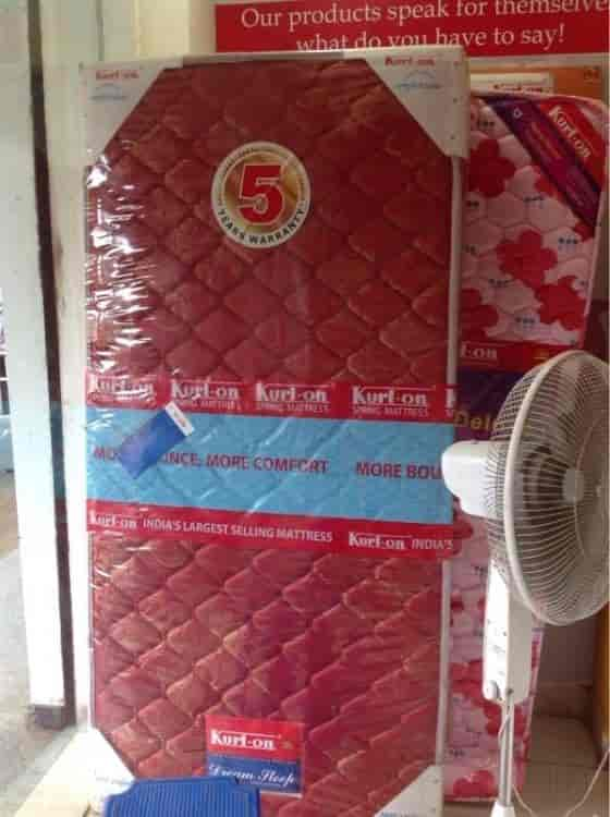 kurl on mattress express kondapur hyderabad mattress justdial - Mattress Express