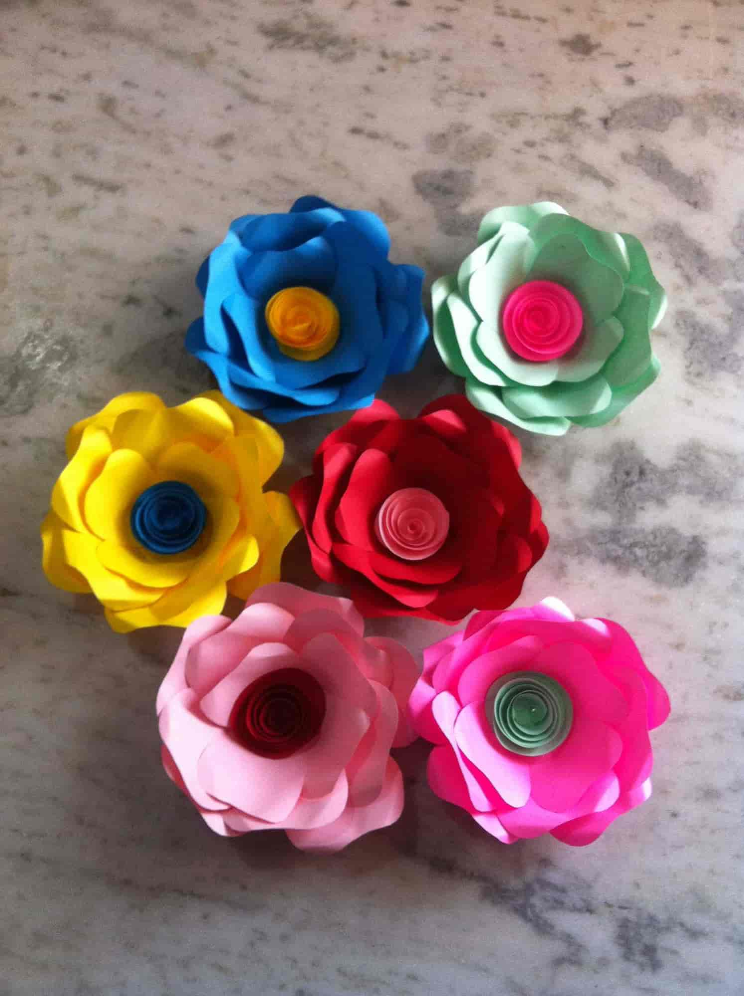 Hiranya origami paper flowers and crafts uppal paper flower hiranya origami paper flowers and crafts uppal paper flower distributors in hyderabad justdial mightylinksfo
