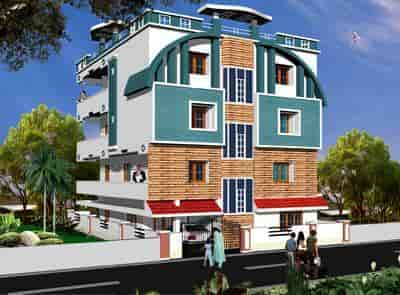 ... Residential Apartment   Happy Homes Designers Photos, Kondapur,  Hyderabad   Architects For Residential ...