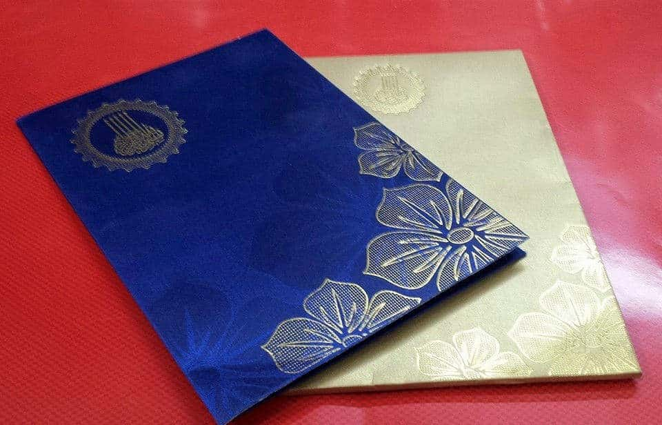 wedding cards in hyderabad general bazar%0A Wedding Cards  Fancy Card Collection Photos  Chatta Bazar  Hyderabad   Printers For Visiting