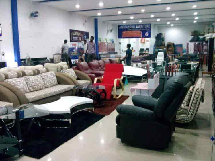 Inside View Of The Furniture Shop