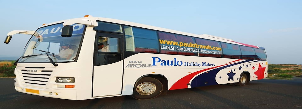 Paulo Travels Goa Contact Number